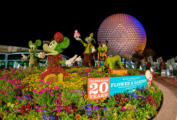 2017 Epcot Flower Garden Festival Guide Disney Tourist Blog