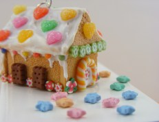 Shay Aaron Gingerbread House