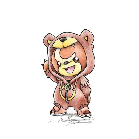 Bear-ly Noticable