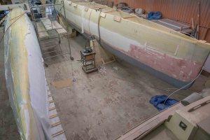 The Looping 50 Part 6: Hull Progress
