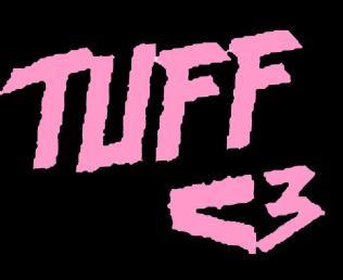Tuff Love Logo Alternate, 2013