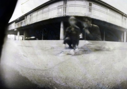 Whisper 2013 Pinhole Photograph