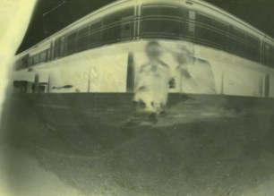 Whisper (Negative) 2013 Pinhole Photograph