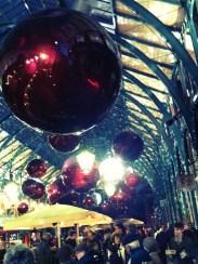 Covent Garden Xmas 2011.