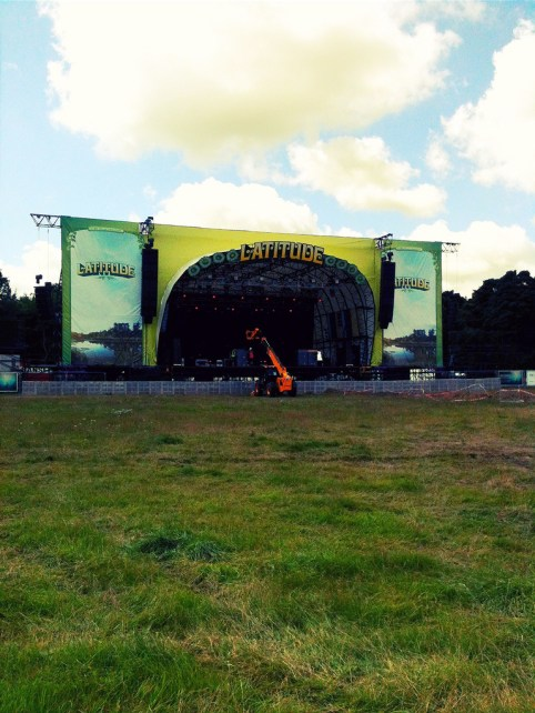 Main Stage.