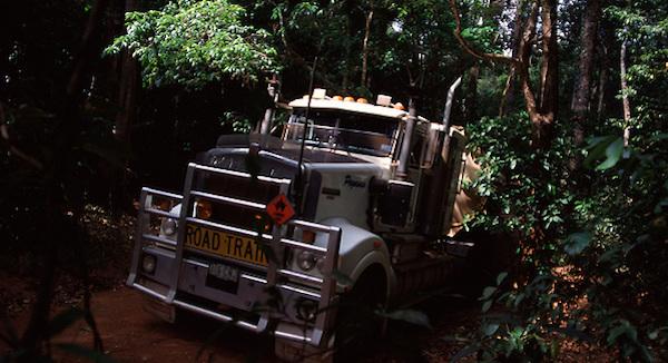 The World's Toughest Trucker