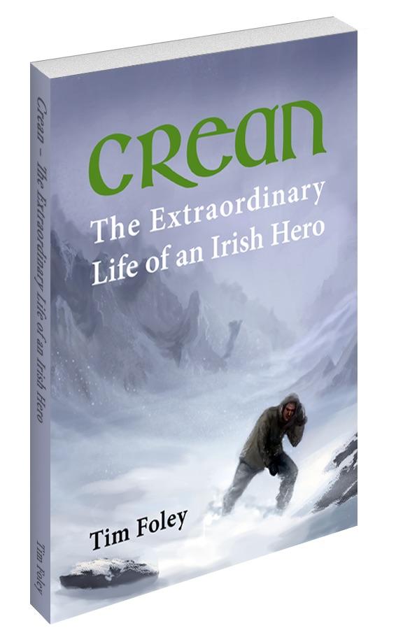Buy Kindle Version Tom Crean Book