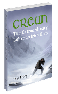 Book review of Crean The Extraordinary Life of an Irish Hero