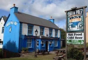 South Pole Inn Tom Crean Book