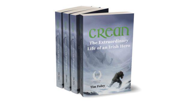 Tom Crean Book - Centenary Edition of Crean The Extraordinary Life of an Irish Hero