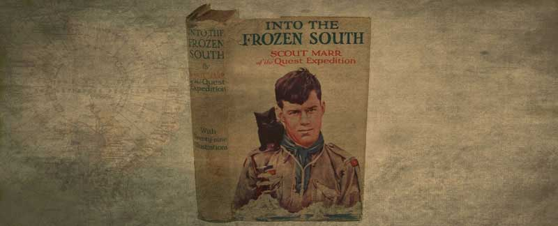 Into the Frozen South