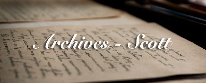 Scott Archives