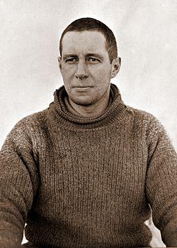 Lawrence Oates of The Terra Nova