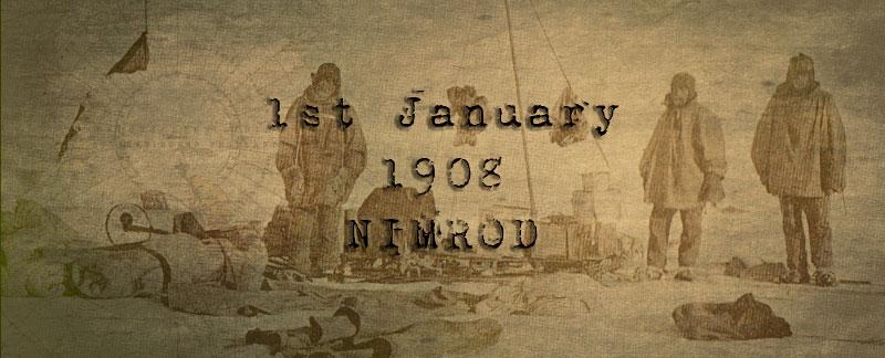 Shackleton The Nimrod Expedition