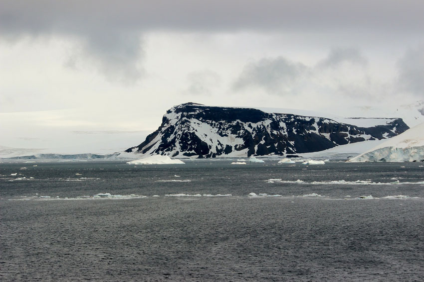 Antarctic Coast