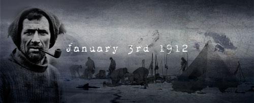 Tom Crean -Terra Nova Expedition