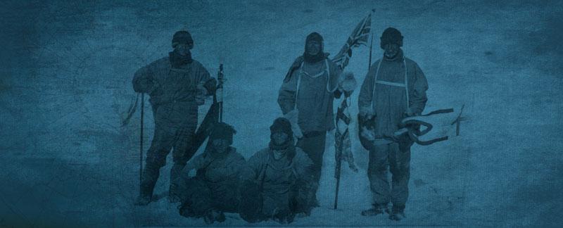 Scott Memorial Cross Antarctica