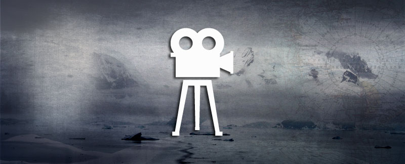 Antarctic video Footage