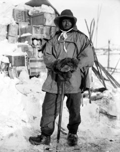 Edgar Evans - Terra Nova Expedition