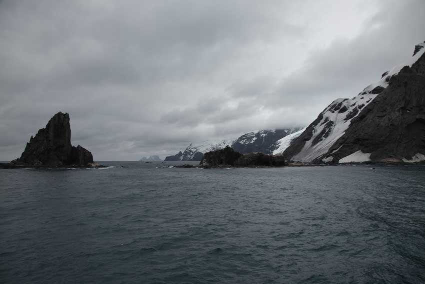 Elephant Island The Endurance Expedition