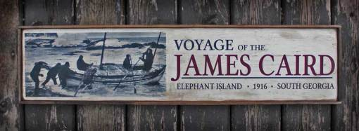 The James Caird