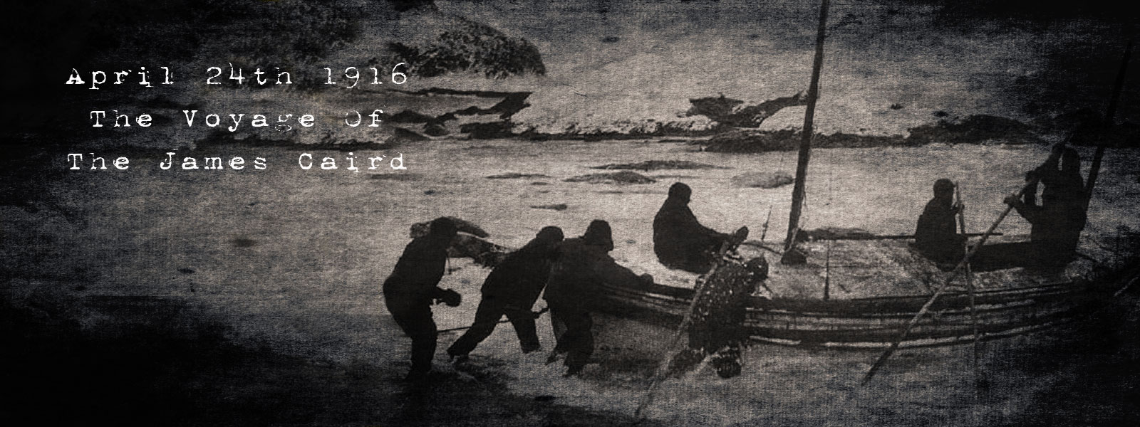 On This Day 1916 – Voyage of the James Caird