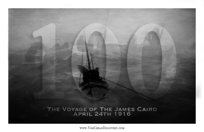 Created to honour and celebrate the centenary of the epic voyage of the James Caird.