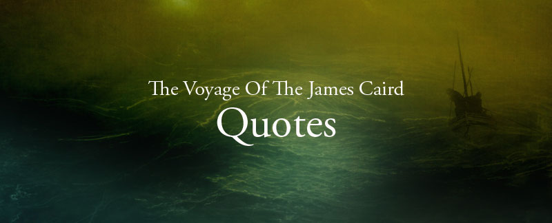 The Voyage of the James Caird in Quotations.