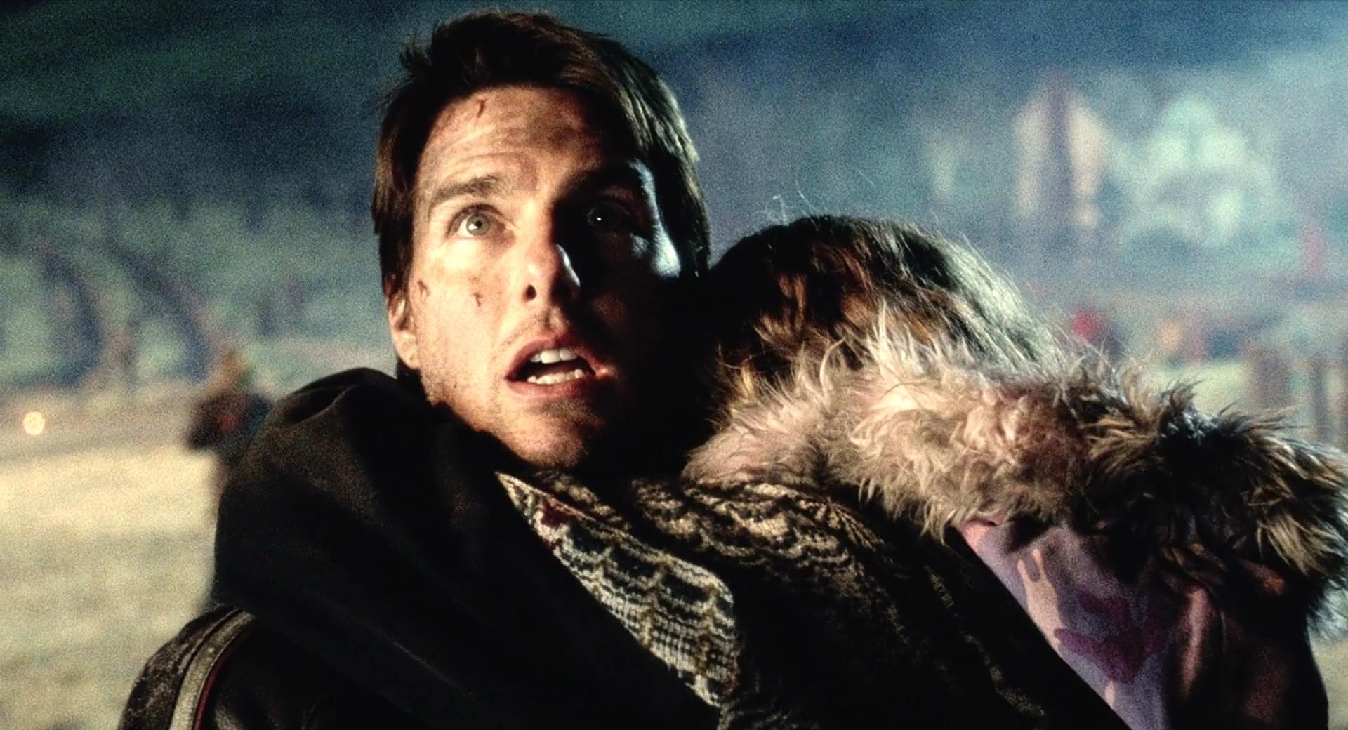 War Aliens Tom Cruise Worlds