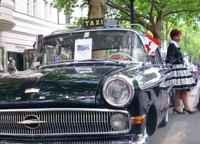 Hallo Taxi - 60er Jahre