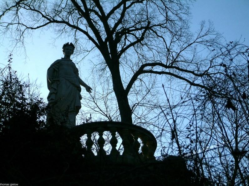 Skulptur am Wannsee