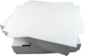 A4 self-adhesive sheets