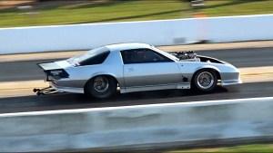 """Derek """"Silver Unit"""" 1986 Camaro"""
