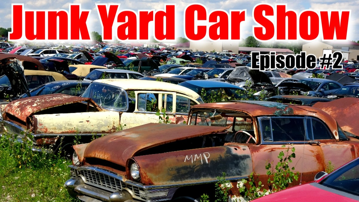 Junk Yard Car Show: Episode #2 – Tom Eighty Videos