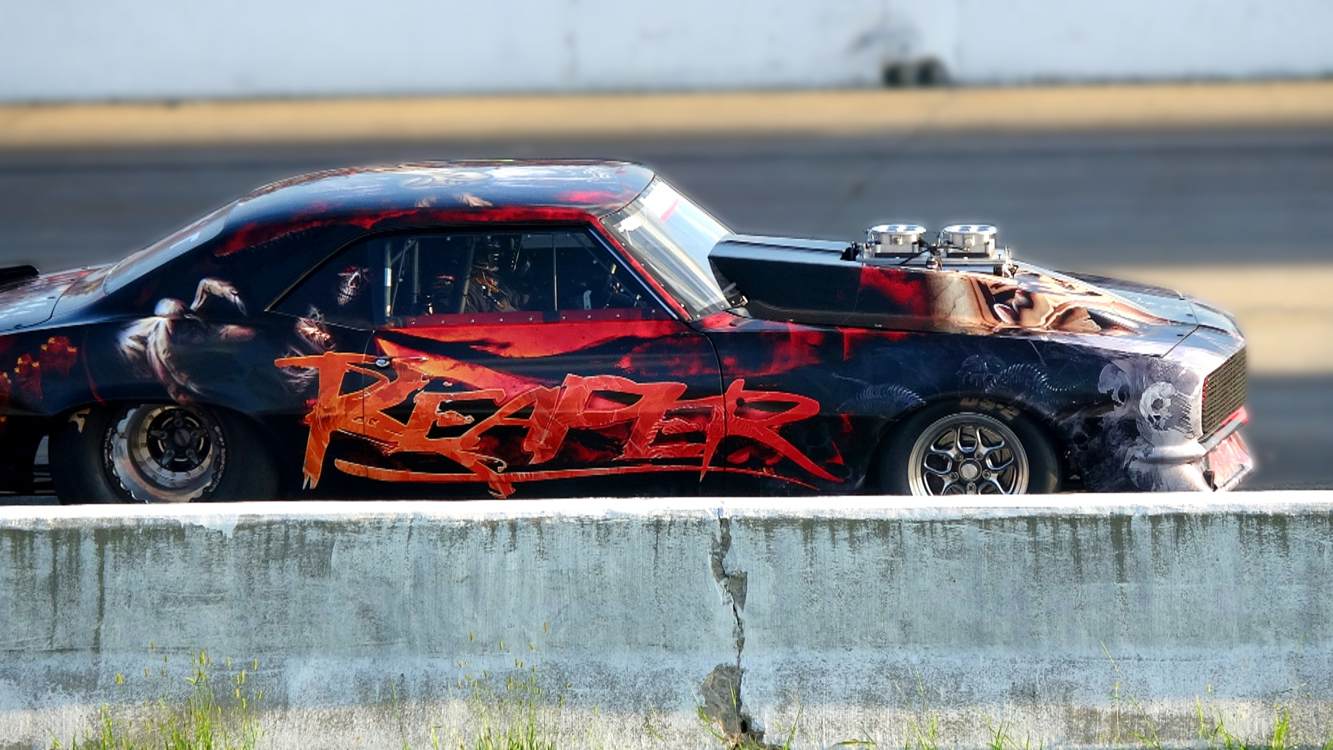 Street Outlaws Outlaw Armageddon The Third Assault: Chuck, Dominator ...