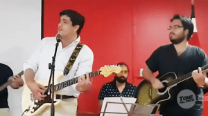 Carlos Alvarado Rock San Carlos
