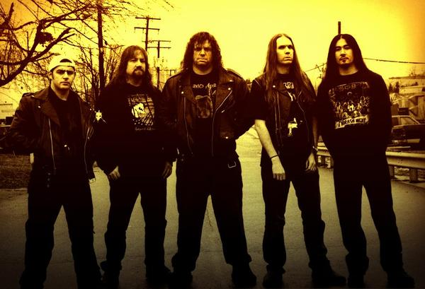 Interview with death/thrash metal band - DECEASED