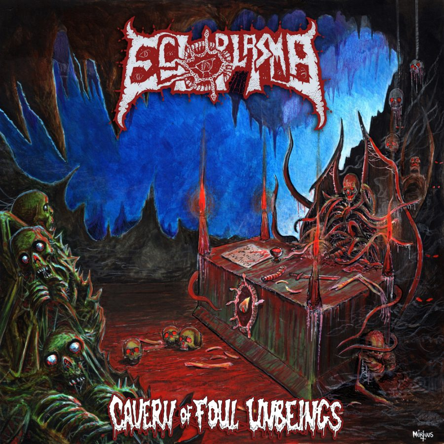 Ectoplasma- Cavern of Foul Unbeings