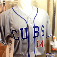 Cubs Reveal New Alternate Uniforms For 2014