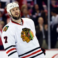 Brent Seabrook Upset Over Missing Cookies