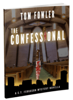 Free mystery novella - The Confessional