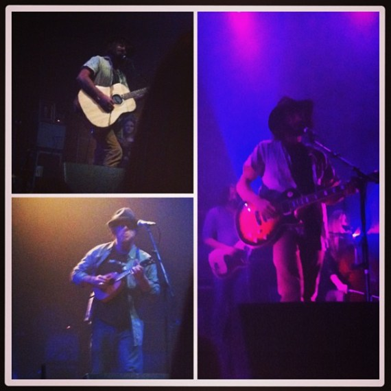 Angus Stone and opening act Tom Freund. Such a wonderful night. ????????? #angusstone #favoriteaussie #tomfreund #music #latergram