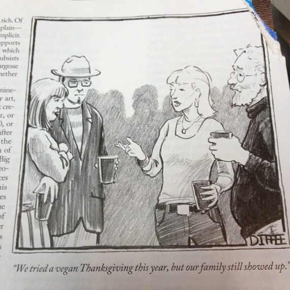 Love #thenewyorker and love  #newyork !! Miss it #veganny haha