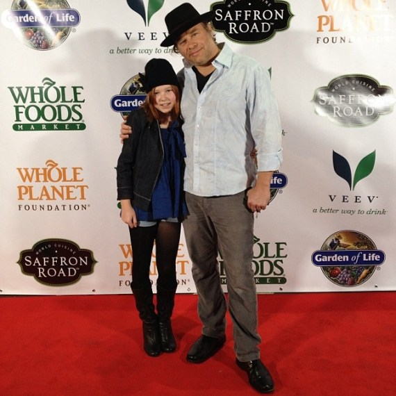 #wholefoods #grammyparty at @thevilliagerecorder #redcarpet the other night with my favorite person in the world