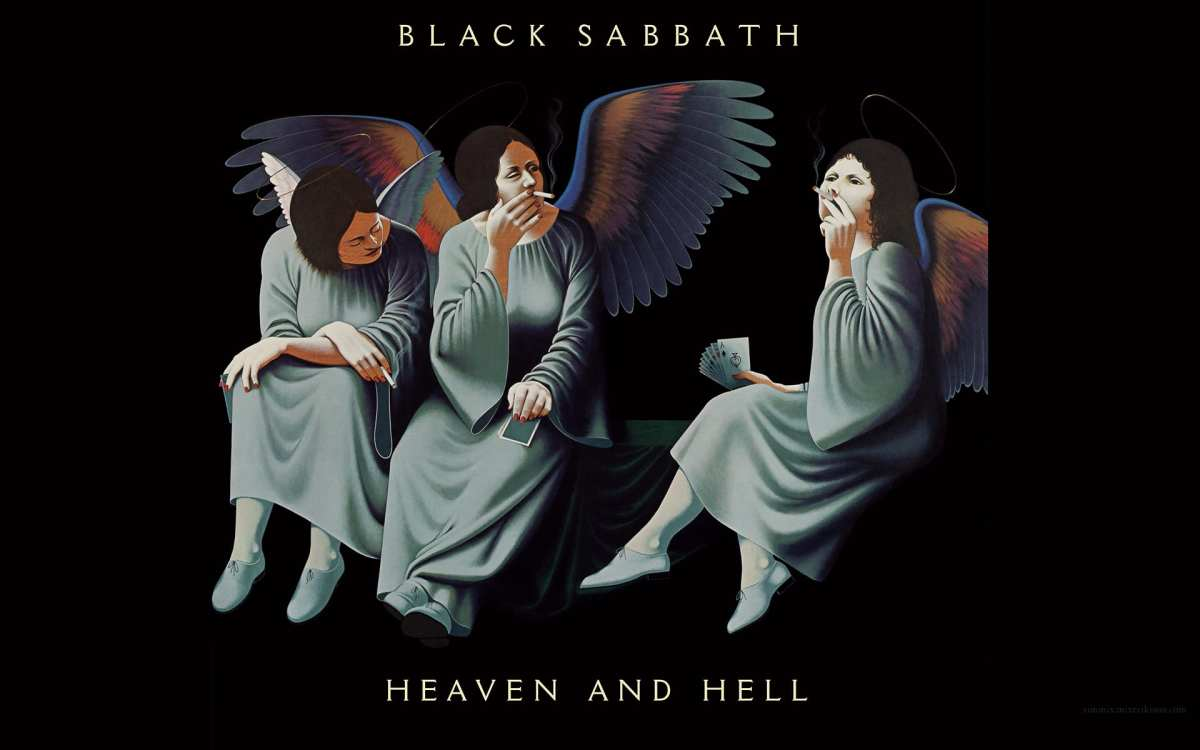 Biochemistry Of A Classic Album Heaven And Hell By Black Sabbath
