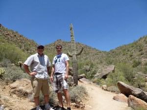 Jon and Tom in AZ - Copy