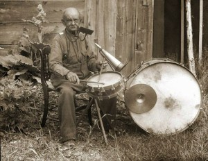 Vintage One Man Band