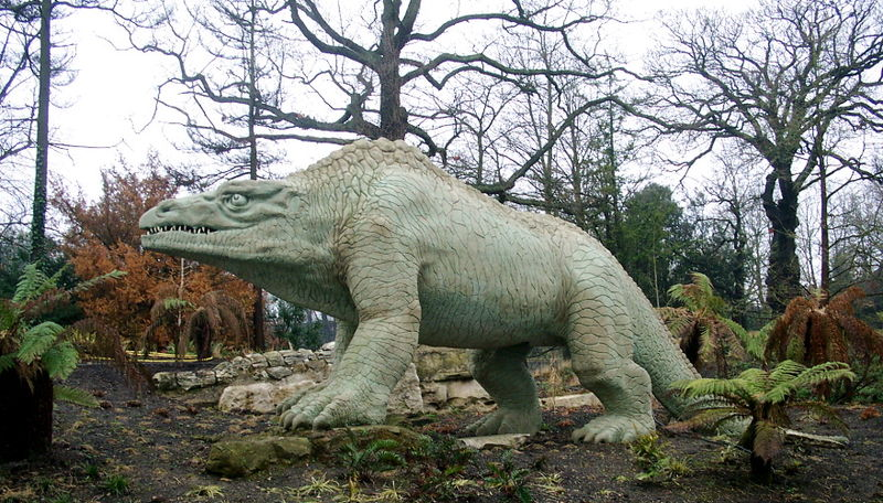 Dinos half an hour from London Victoria