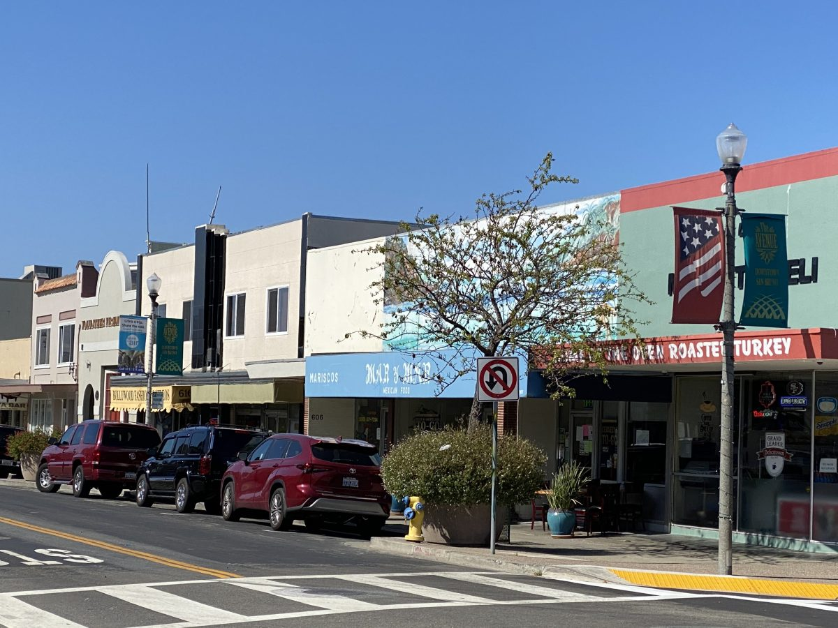 Downtown San Bruno