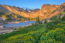 Indian Peaks Wilderness - Roosevelt National Forest